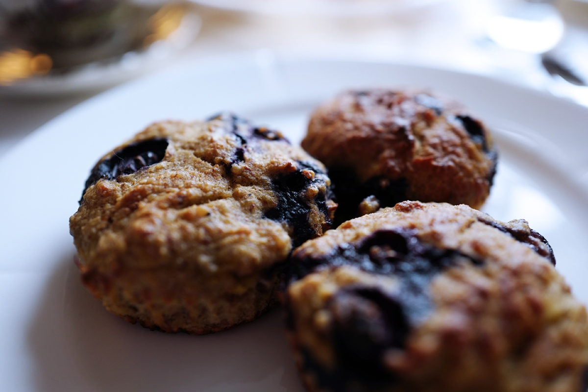 Deilige sukker- og glutenfrie muffins