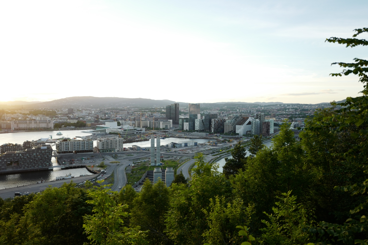 Liste over glutenfrie spisesteder i Oslo
