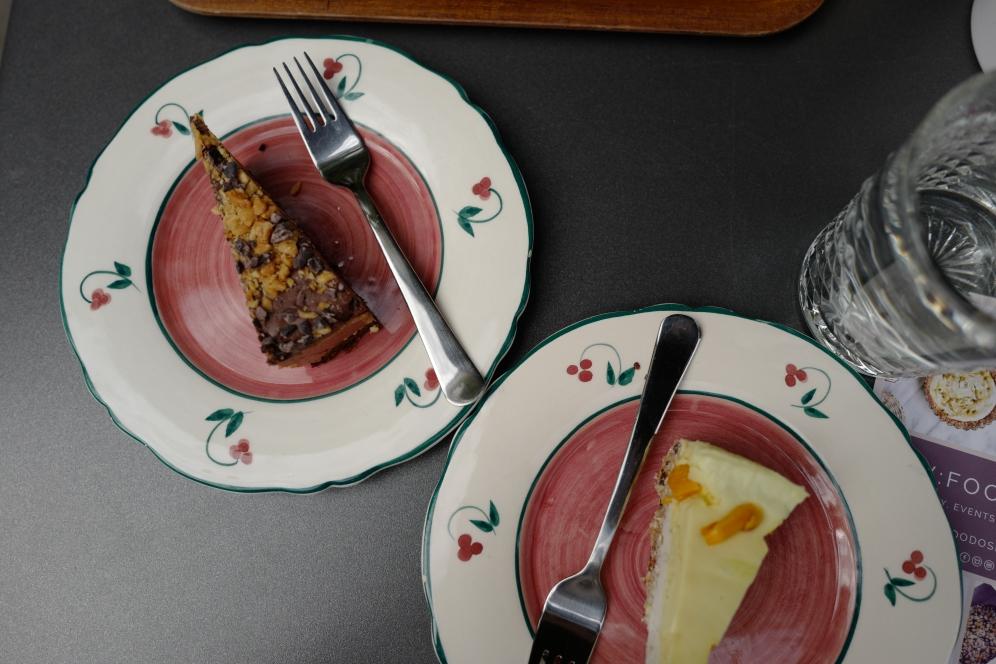 Raw kaker laget av Tiril